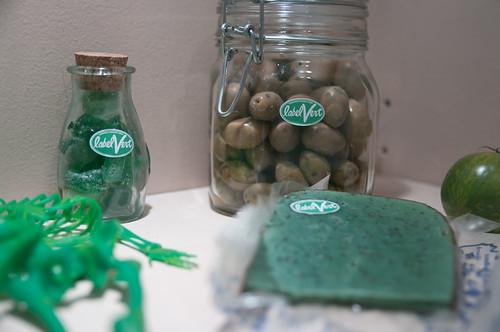 Label Vert