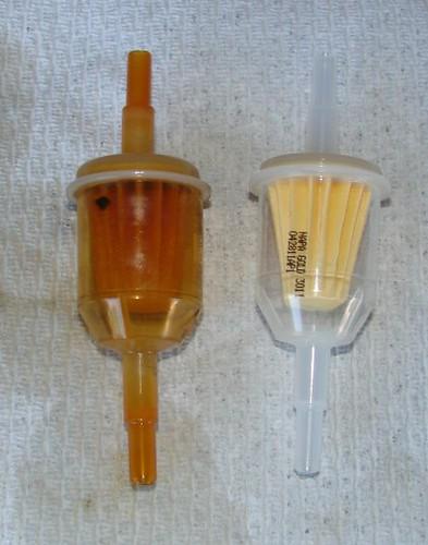 ZZR Fuel Filters