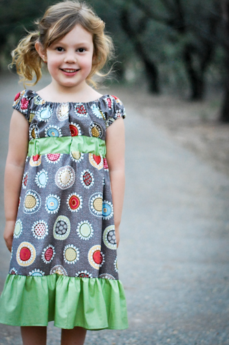Funky Flowers Urban Dress