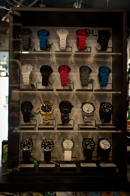 LRG Watches - Evolution Whistler