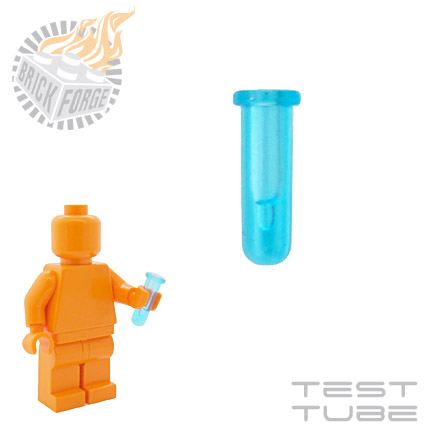Test Tube - Trans Light Blue