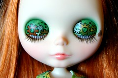Sprocket Custom #36 ~ Eyelids & Lashes