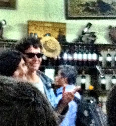 Santiago de Chile | La Piojera | Mick Jagger