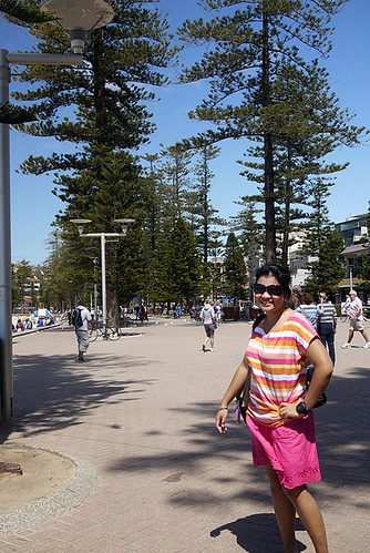 Wanderlust Wednesdays: Manly Beach (NSW, Australia)