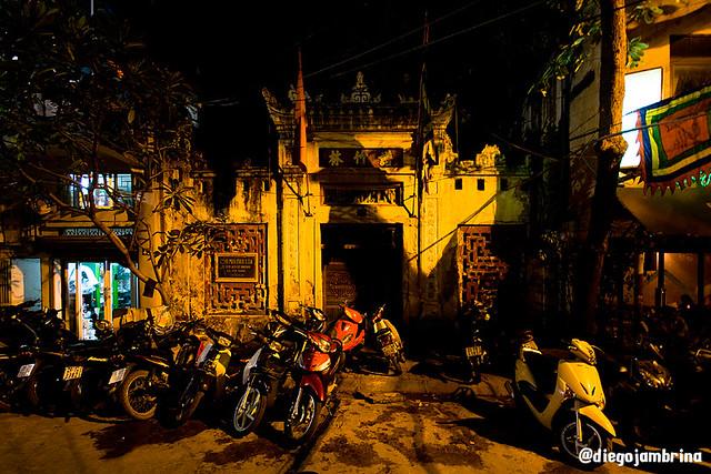 Calle de Hanoi, Vietnam