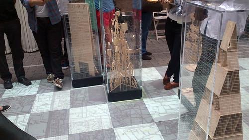 Urbanology game pieces. acnatta/Flickr