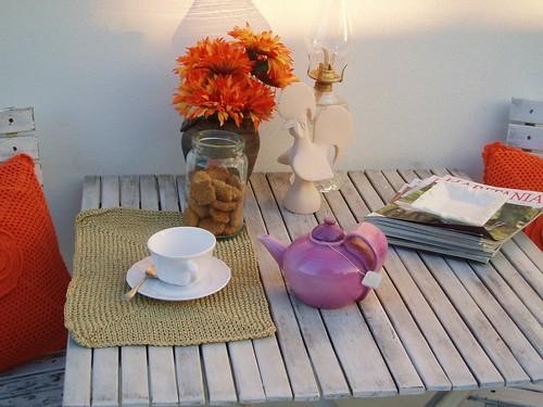 momento para um chá by SMAC colours