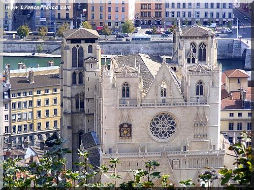 Cathédrale+St-Jean+Lyon