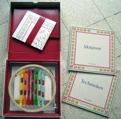 Nieuw: Welcome to our home doos 1/2 (borduursarahh) Tags: borduren kruissteek
