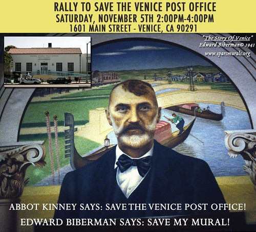 Venice Post Office