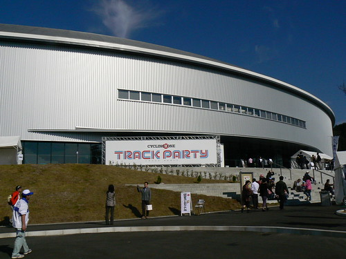 Track Party@伊豆ベロドローム