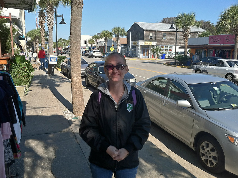 My Girl at Folly Beach