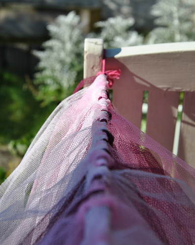 geknoopt prinsessenrokje