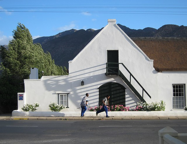 Historic Building in Montagu