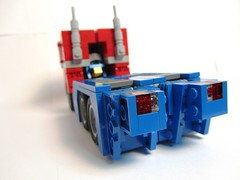 Optimus Prime V2 (bricked one) Tags: prime lego transformers scifi optimus mech