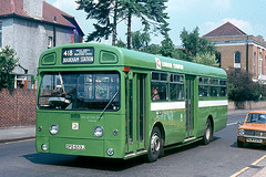 SM503 in Surrey 1970s (national_bus_510) Tags: nbc surrey mcw aec nationalbuscompany londoncountry metrocammellweymann aecswift smclass lcbs