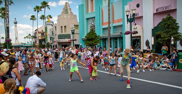"Disney's Human Element - ""Get Down On It!!!"""