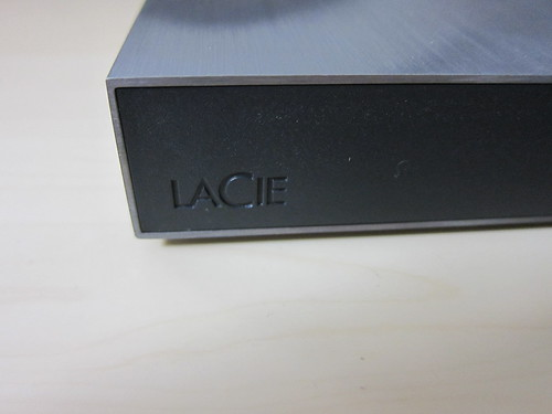 LACIEハードディスク