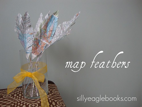 map feathers
