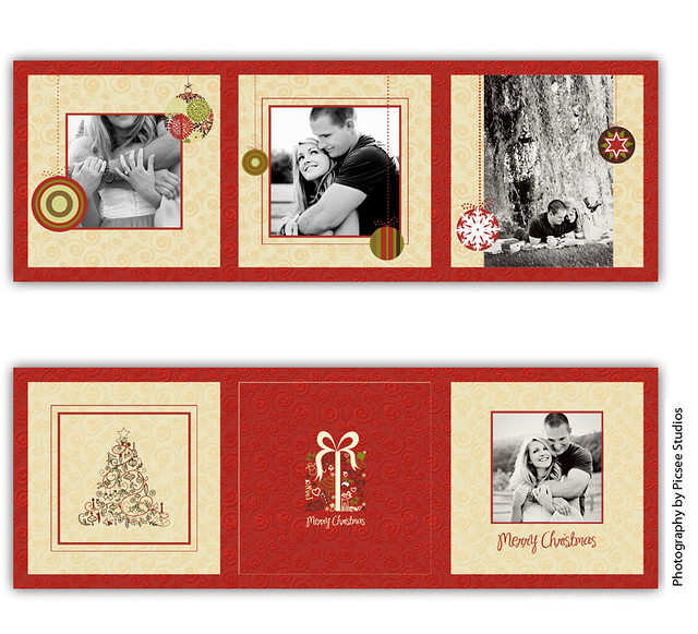 christmas gifts trifold