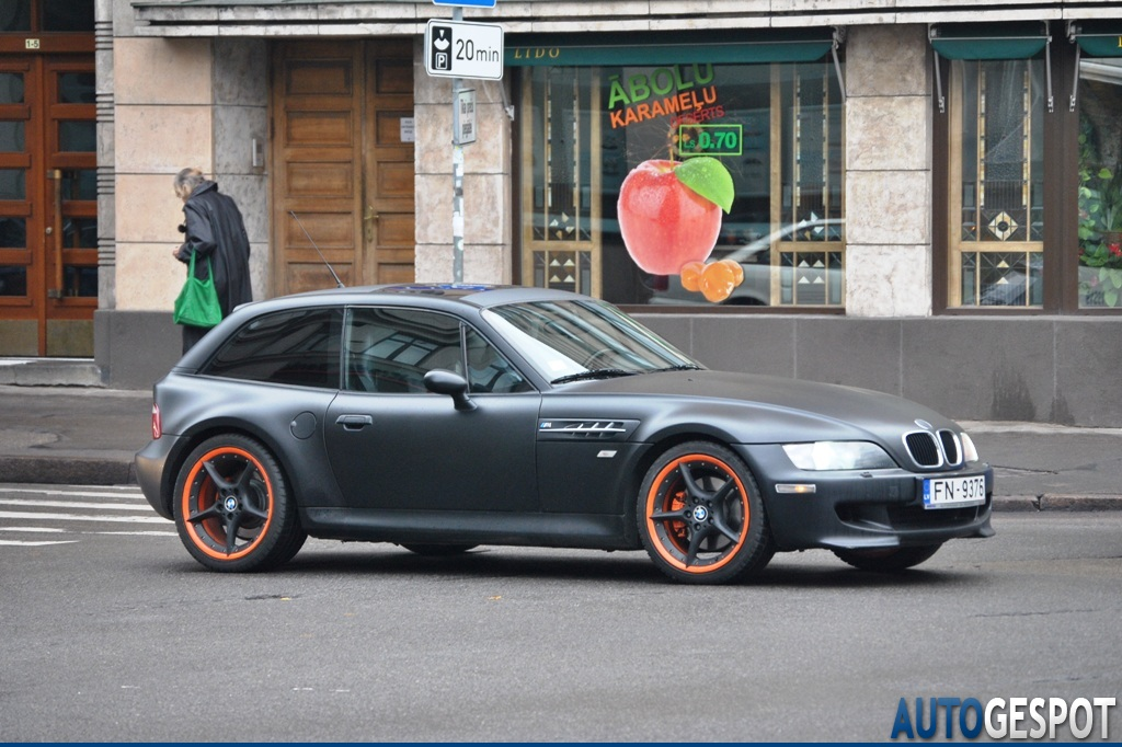 S50b32 M Coupe Matte Black Gray Black Coupe