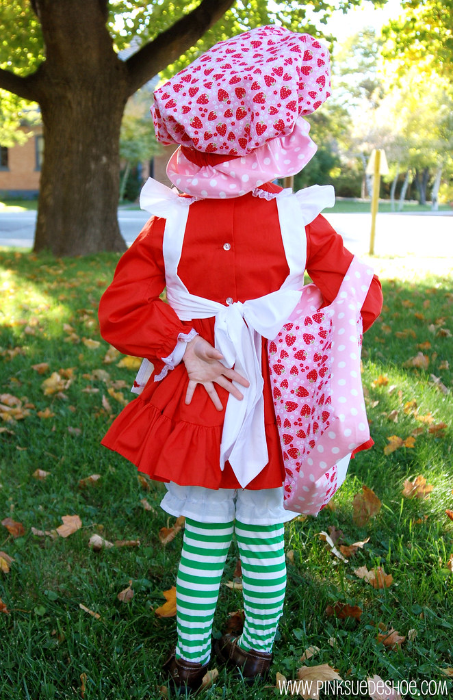 Strawberry Shortcake back