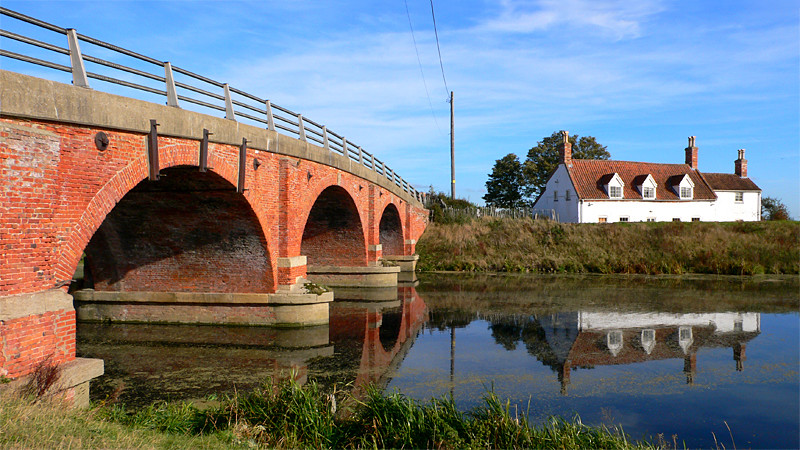 Tattershall Old Bridge