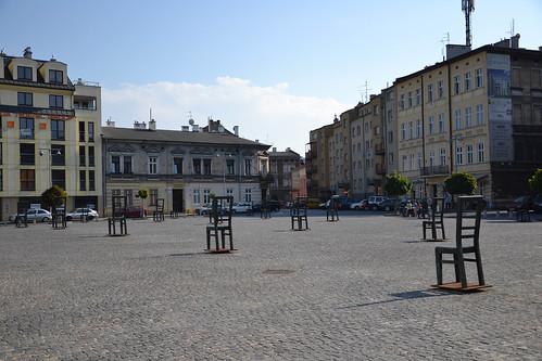 Plaza Bohaterów Getta