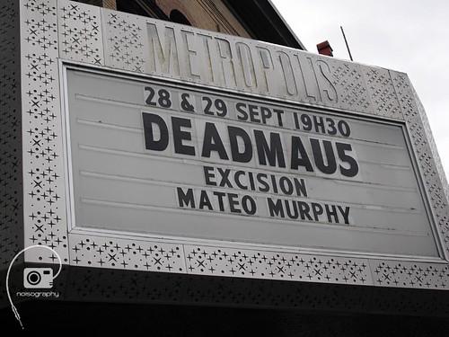 Deadmau5 Meowington's Hax Tour - Montreal - 08