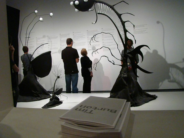 Tim Burton Expo 01