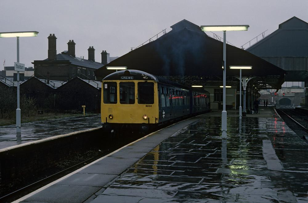 Blackburn station