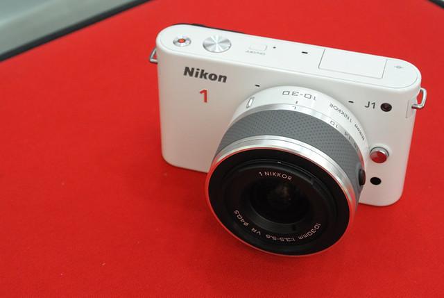 Nikon J1 測試