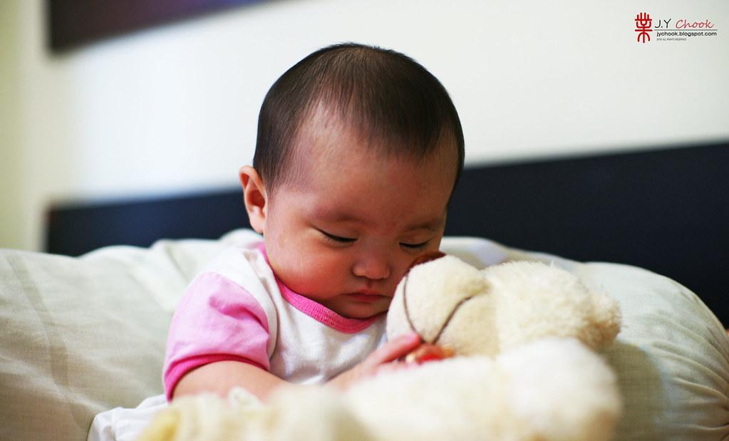 Baby niece