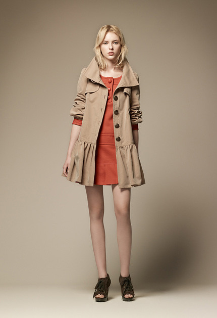 burberry blue label fall collection 2011_8