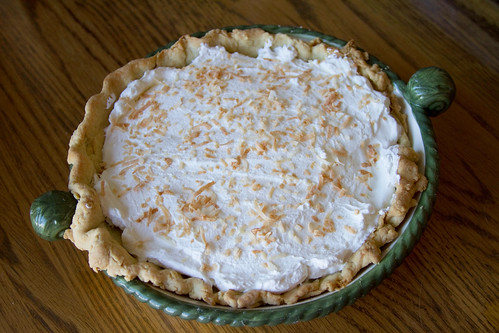 Coconut Cream Pie - 7