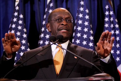 Thousands Think Herman Cain Probably Isn't a Harasser. Plus, the Barney Frank Dog Whistle