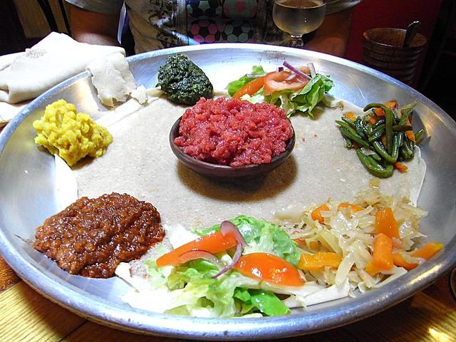 comida etíope
