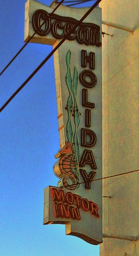 Ocean Holiday Motor Inn, Wildwood NJ