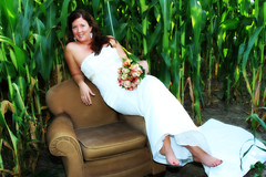 barefoot wedding (barefoot wedding) Tags: wedding feet nude bride barefoot barfus