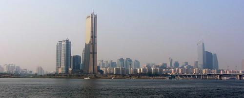 Yeouido, 63 building.
