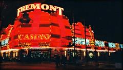 Fremont Casino, Las Vegas 1999