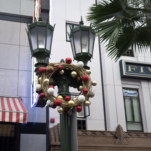Hollywood Christmas Decor