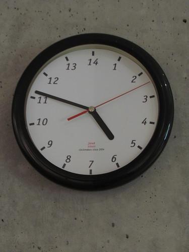 Janek Simon: Clock