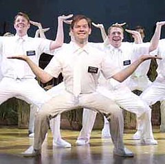 The Book of Mormon.Eugene O'Neill Theatre.