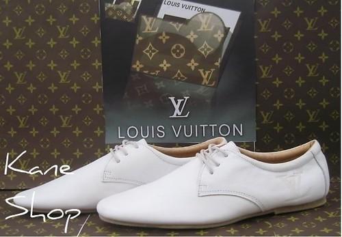 Giay Louis Vuitton De Mong Thoi Trang Cuc Dep