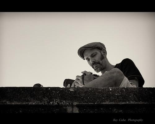 Film Dreamer by Rey Cuba