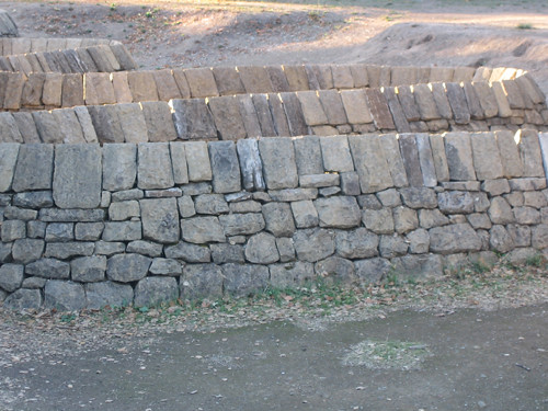 Stone River, Andy Goldsworthy, Cantor Art Museum, Stanford University, California _ 0737