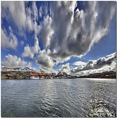Clouds attack (Nespyxel) Tags: kladesholmen sverige sweden svezia sky cielo clouds nuvole north europe landscape seascape stefanoscarselli nespyxel 8mm grandangolo sigma816 vstragtaland fleursetpaysages lelitedespaysages mygearandme
