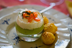 [Home made avocado mousse] : This is why I love going back to France for a Sunday lunch {Explore #269} (Alexandre Moreau | Photography) Tags: food french starter homemade presentation