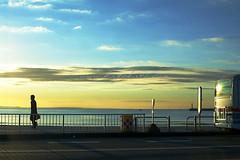 1122 '11 c (higehiro) Tags: morning sun beach enoshima    shonan